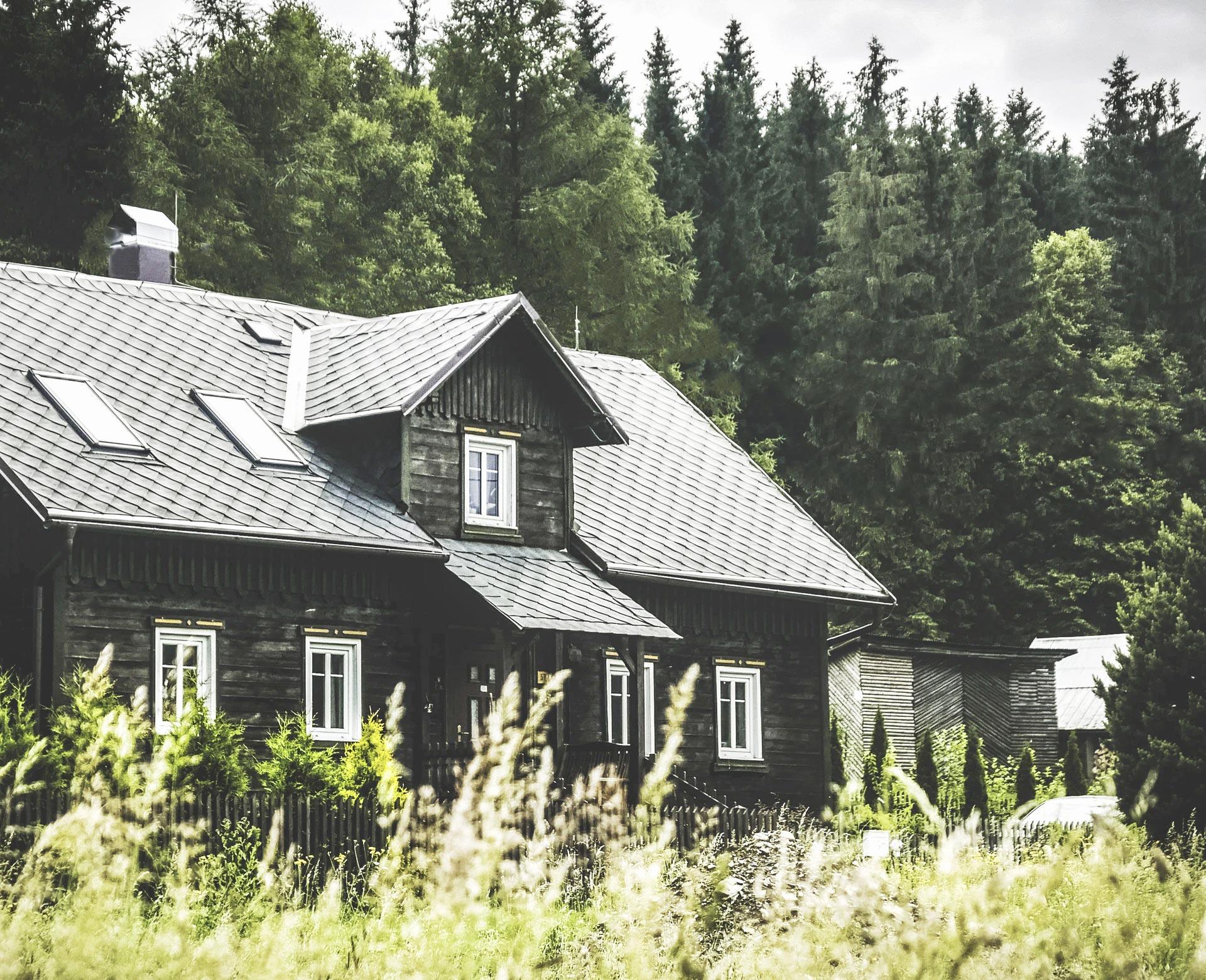 Загородный дом (дача <nobr>и т. п.</nobr> или Загородная недвижимость)